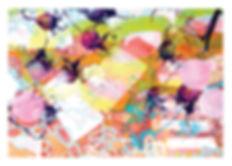 kunstkarte hochwertig floral münchen