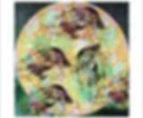 yvonne schneider malerei kunst siebdruck acrylglas