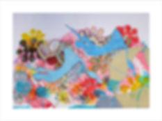 malerei meer gauting starnberg muenchen siebdruck kunst