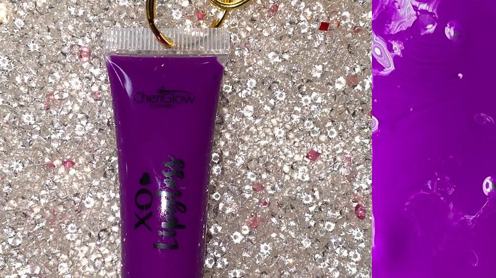 Neon Purple - XO Keychain Lipgloss