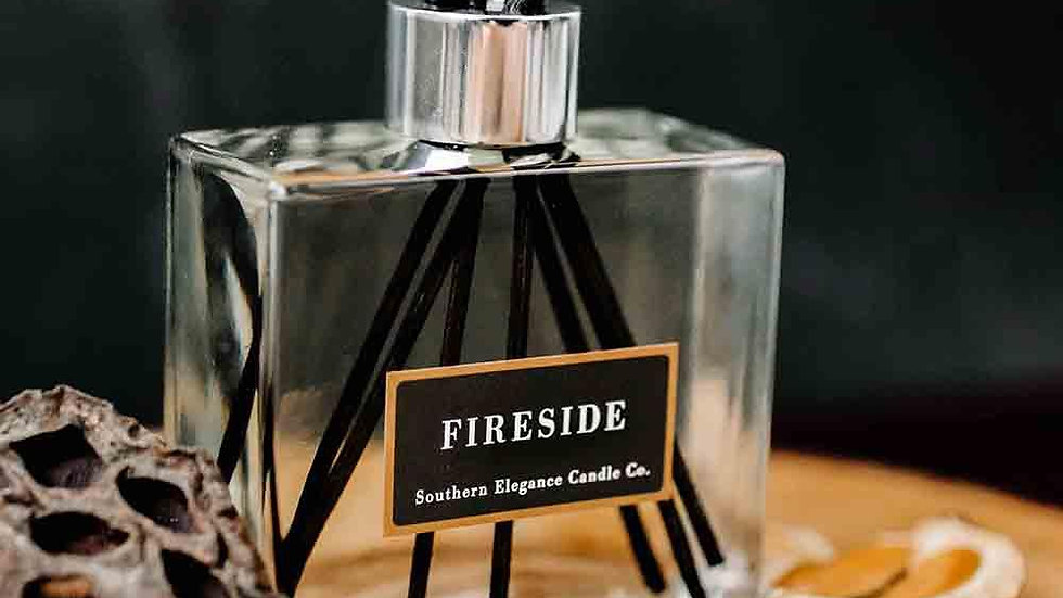 Fall & Holiday Scents (Diffuser With Reeds)