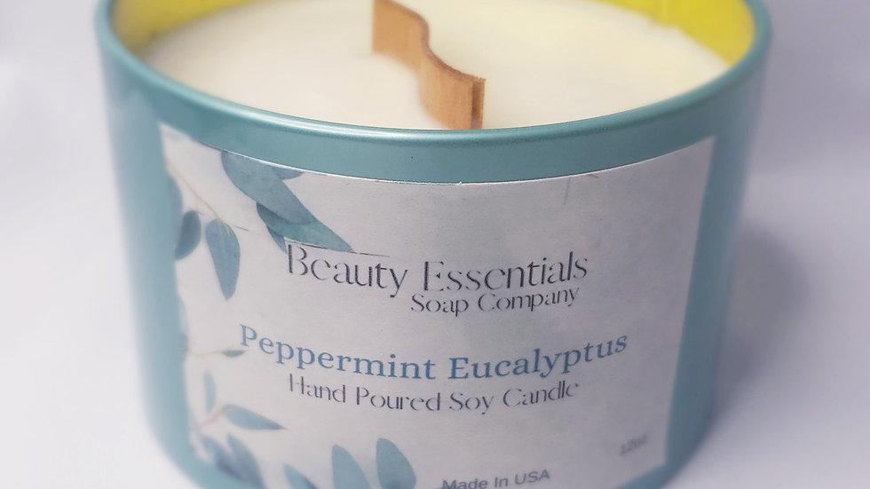 Peppermint Eucalyptus Candle