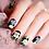 Thumbnail: Floral Nails Nail Wraps