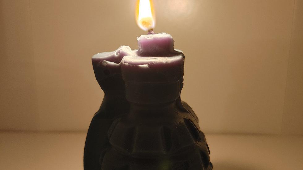 Grenade Candles