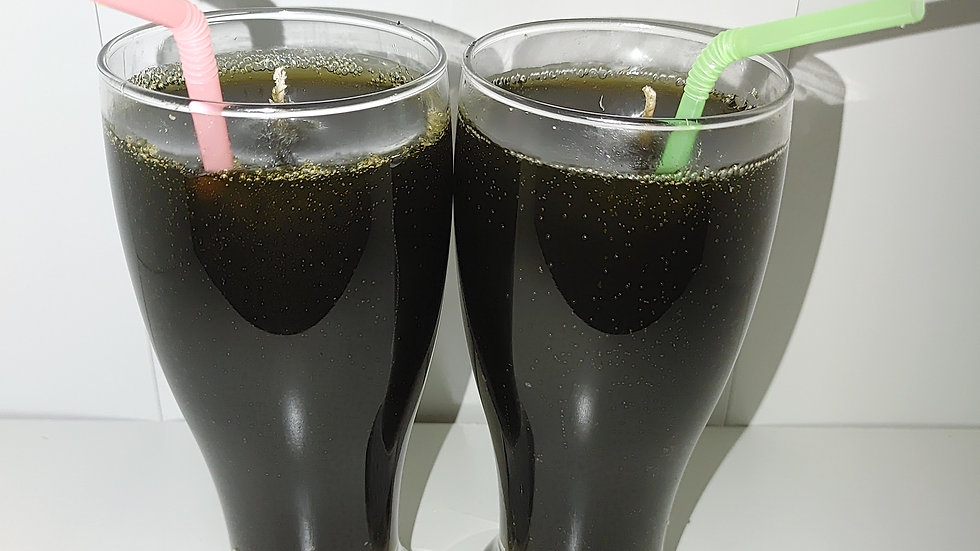 Cola Candle
