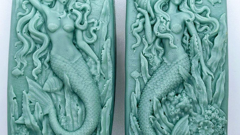 Mermaid  Sisters Decorative Soap