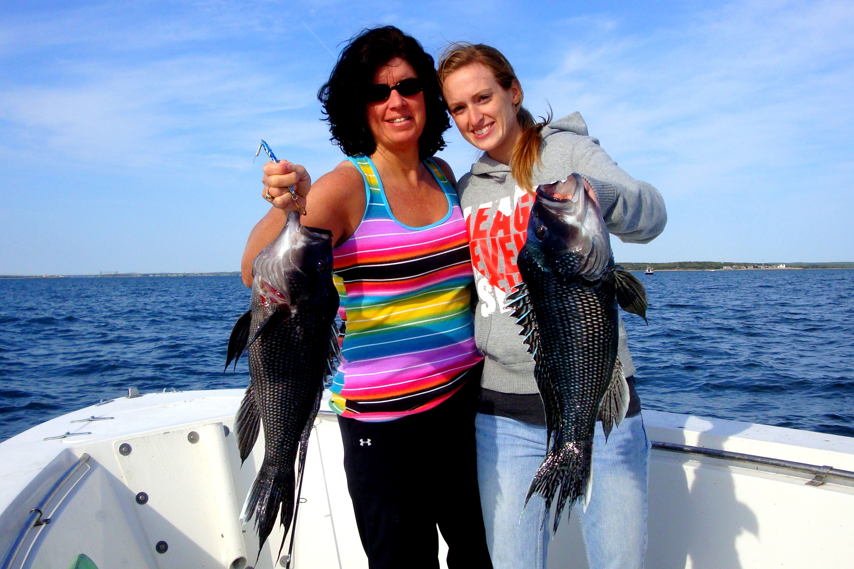 Cape Star Charters - Black Seabass
