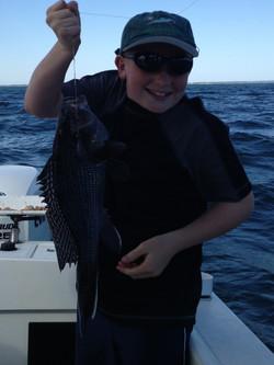 Cape Star Charters - Sea Bass