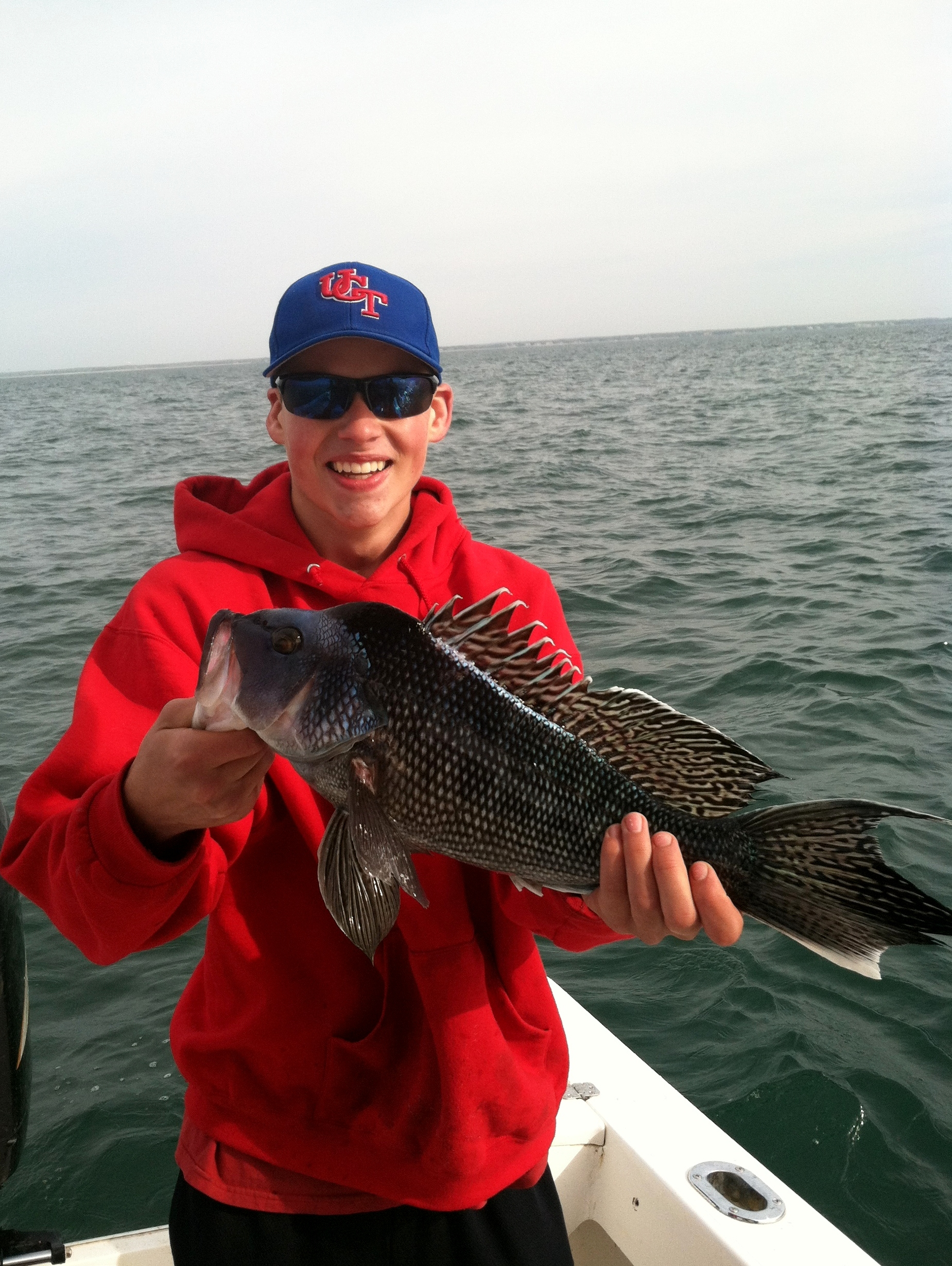 Cape Star Charters - Black Sea Bass