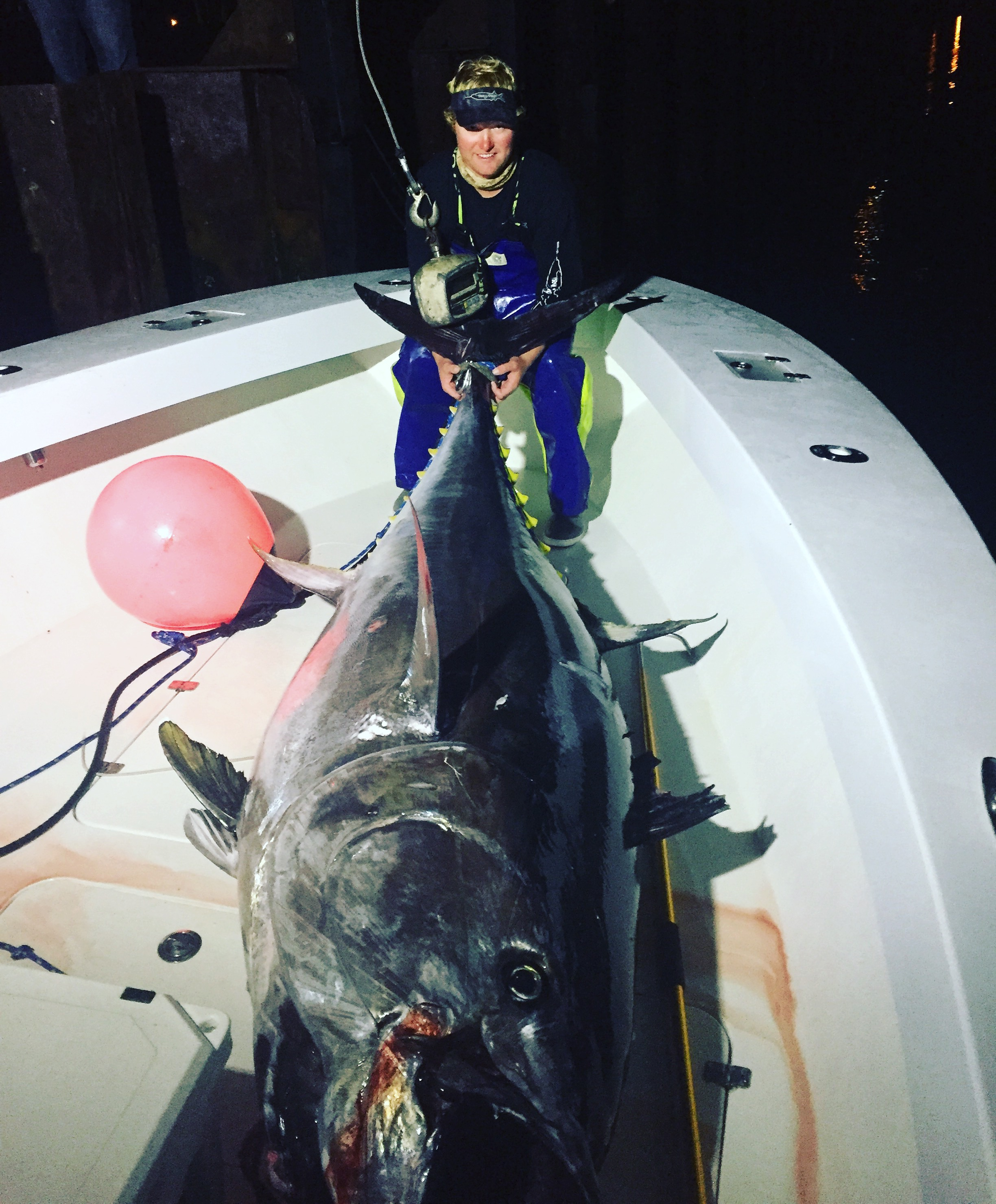 Tuna Fishing Cape Cod