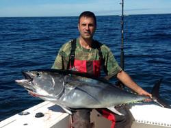 Cape Star Charters - Bluefin Tuna