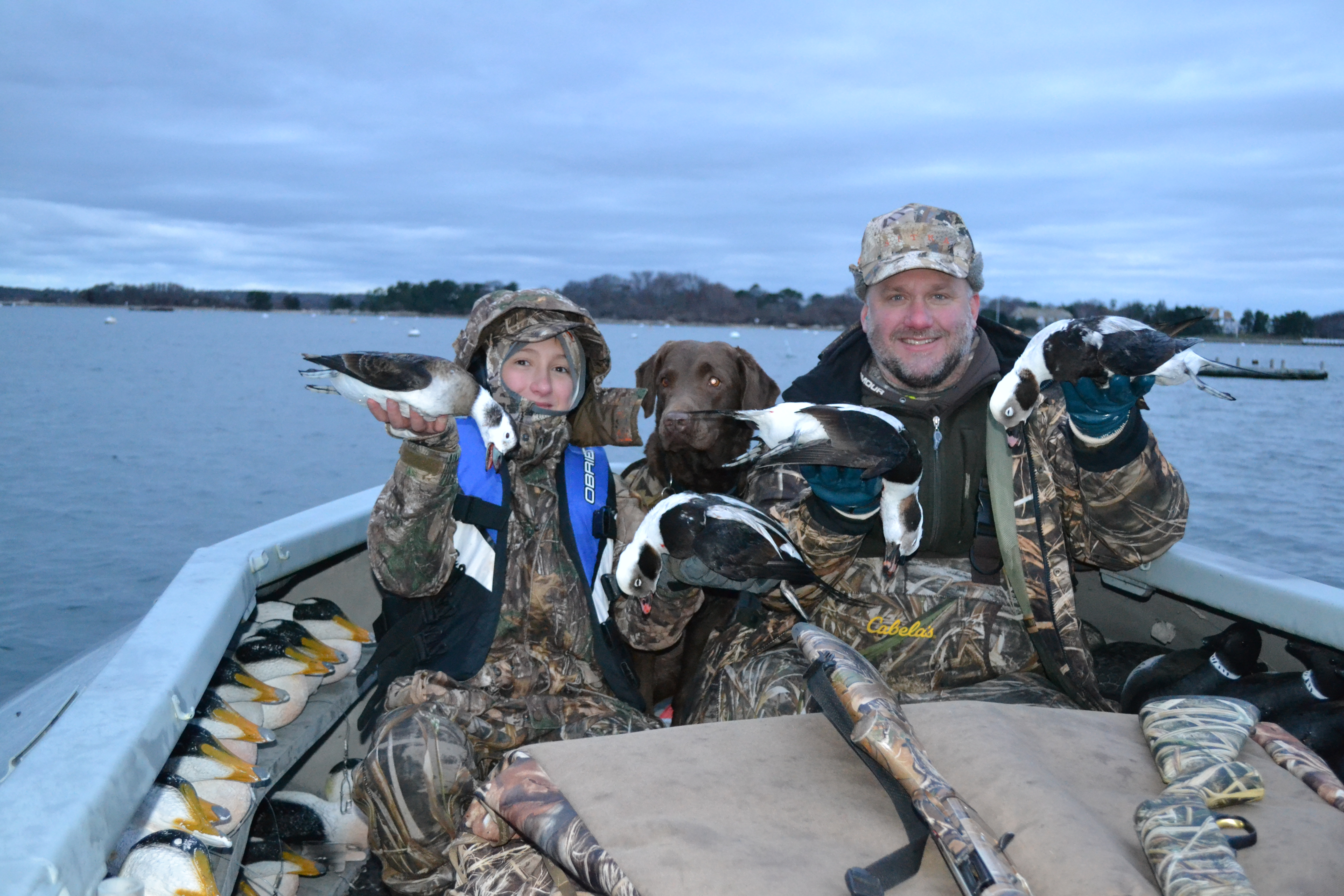 Cape Cod Waterfowling