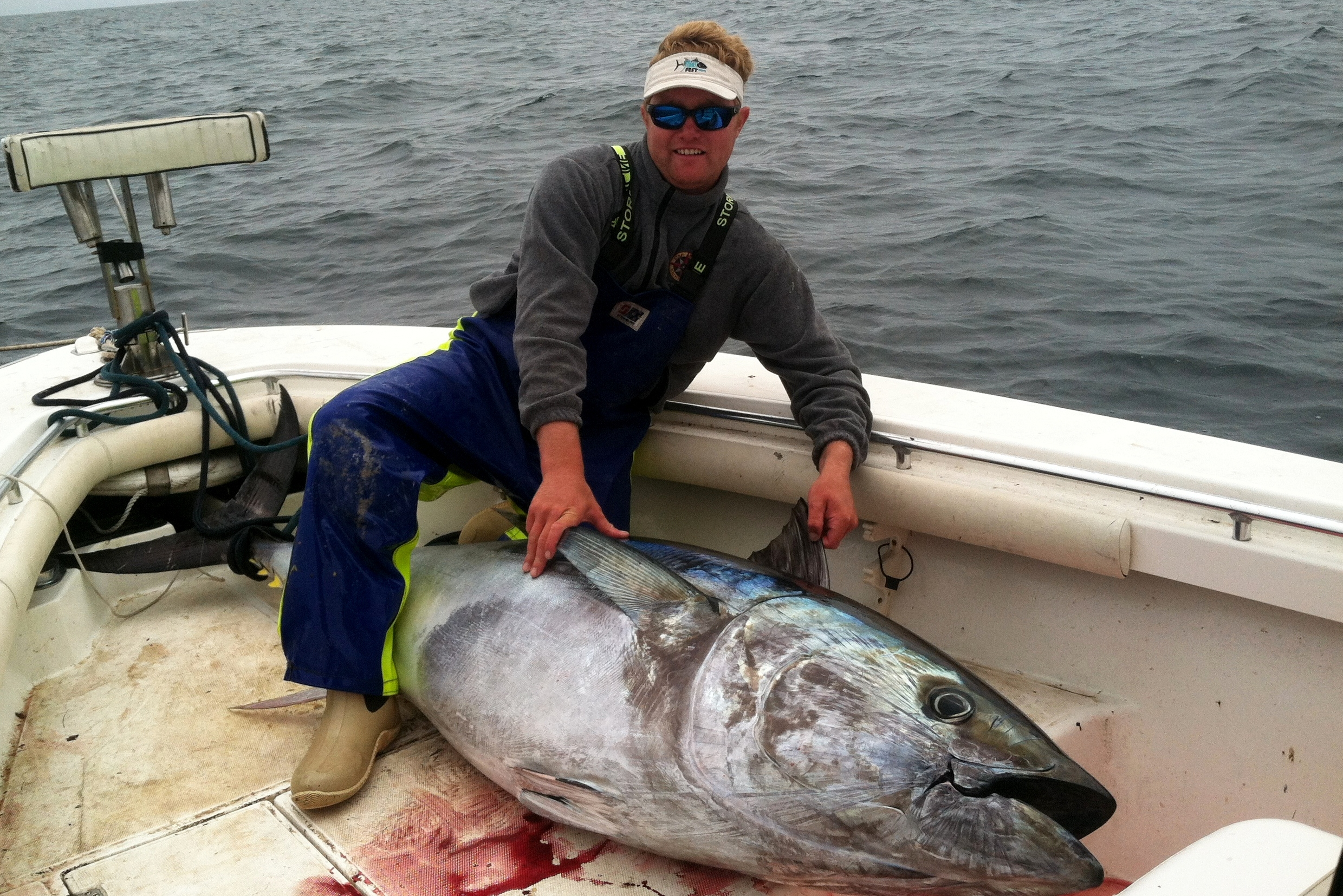 Cape Star Charters - Bluefin Tuna