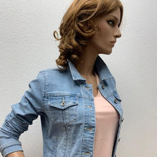 Geisha: jeans jasje