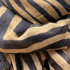 Sjaal: streep