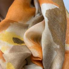 Sjaal: print
