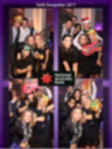 selfie mirror print out photo corporate event