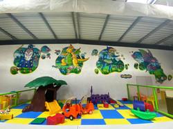 Magic Park - espace pour les moins de 3 ans