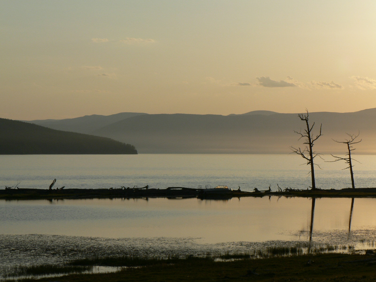 Le lac Khuvsgul