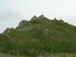 Le parc national Gorkhi Terelj