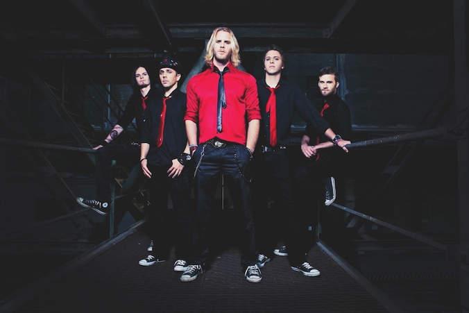 Freiraum 5 //  Rockband