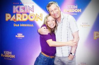 "OKT 2011 / PREVIEWS der WELTPREMIERE von HAPE KERKELINGS Musical ""KEIN PARDON"""