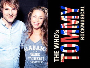 """SEIT APRIL 2014 / """"THE WHO'S TOMMY"""" am Theater Pforzheim"""