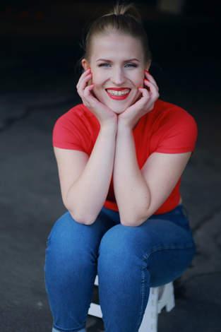 Marit Loick //  Sängerin, Schauspielerin