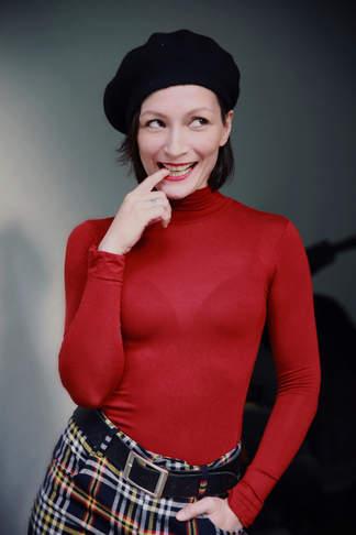 Julia Waldmayer // Sängerin, Schauspielerin, Tänzerin