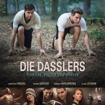 APRIL 2017 - DIE DASSLERS / ARD / Soundtrack Film
