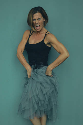 Kati Farkas // Choreografin