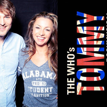 "APRIL 2015 - Dernière ""THE WHO'S TOMMY"""
