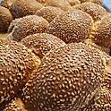 Sesame Challah (Parve)