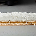 Coconut Mango Log