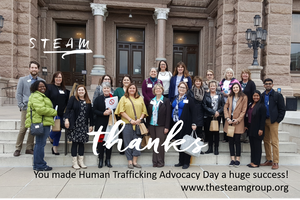 Engaging Legislative Leaders Around the Subject of Human Trafficking