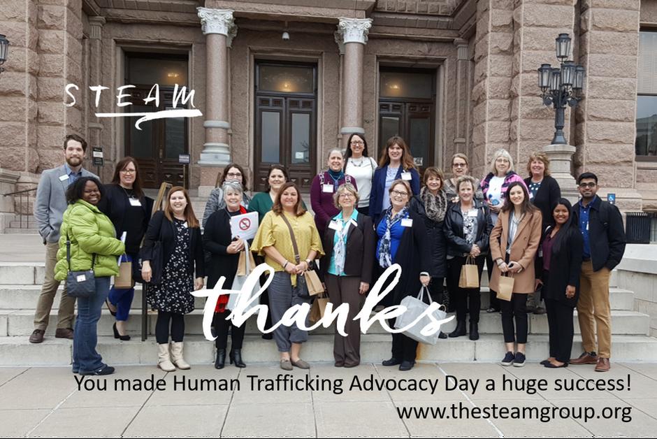 Engaging Legislative Leaders Around the Subject of Human Trafficking