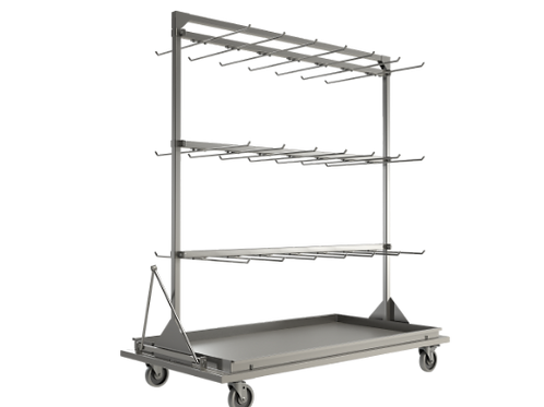 3 Tiered Cannabis Drying Racks for Producers of Legal Cannabis