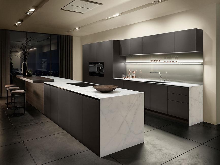 Raven | SieMatic Kitchens | Modern Kitchens | High End Kitchens