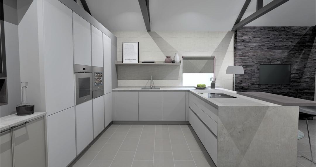 Kitchen Design Blagdon