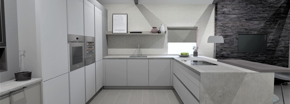 Kitchen Design Blagdon