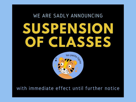 17/03/20 CORONAVIRUS UPDATE: Currently all Parent & Child Classes are suspended until further notice