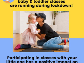 Baby and toddler groups permitted to run during second lockdown
