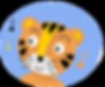les petits tigres logo