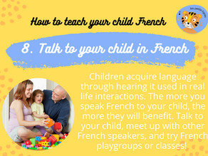 How To Teach Your Child French (series)