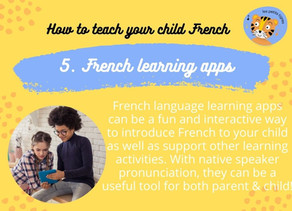French learning apps