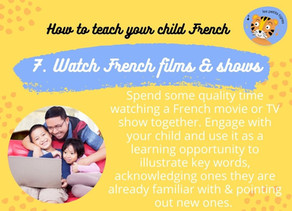 Watch French videos