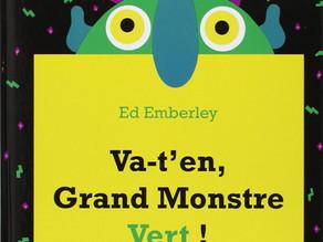 Learning French With Va t'en, grand monstre vert