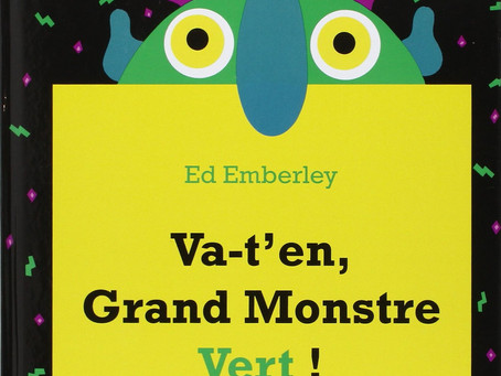 Learning French With Va t'en, grand monstre vert