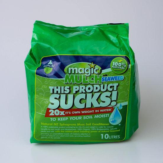 Magic Mulch - This product sucks