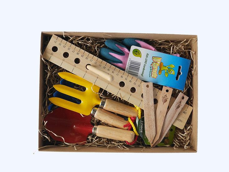 Kids gardening gift set